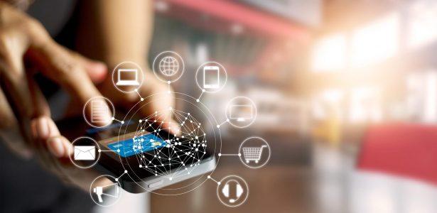 Já pensou em ter sua conta de telefone transformada em conta corrente?